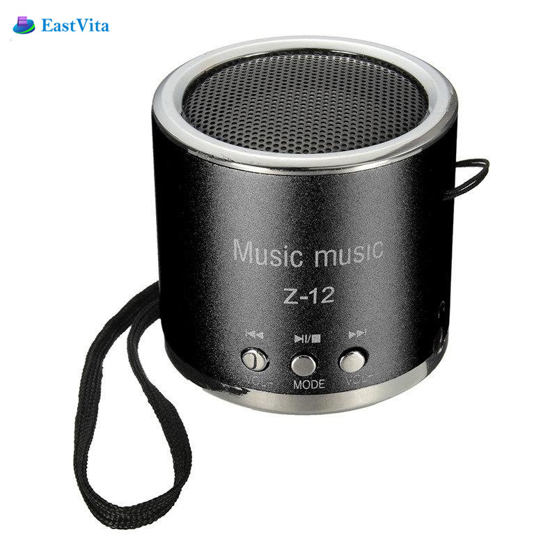 EastVita мини Динамик нет <font><b>Bluetooth</b></font> усилитель FM звук музыки Динамик радио HIFI MP3 плеер Поддержка USB флэш-карты Micro SD TF