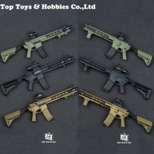 1/6 Scale Model Weapon Toys GENERAL gun model Set II guns for 12 inches Military Action Figure