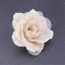 Charms Fabric Flowers Brooches For Women Girls Jewelry Fashion Wedding Rose  Flower Brooch Pins Clothing Cloth 1a1e263ecb