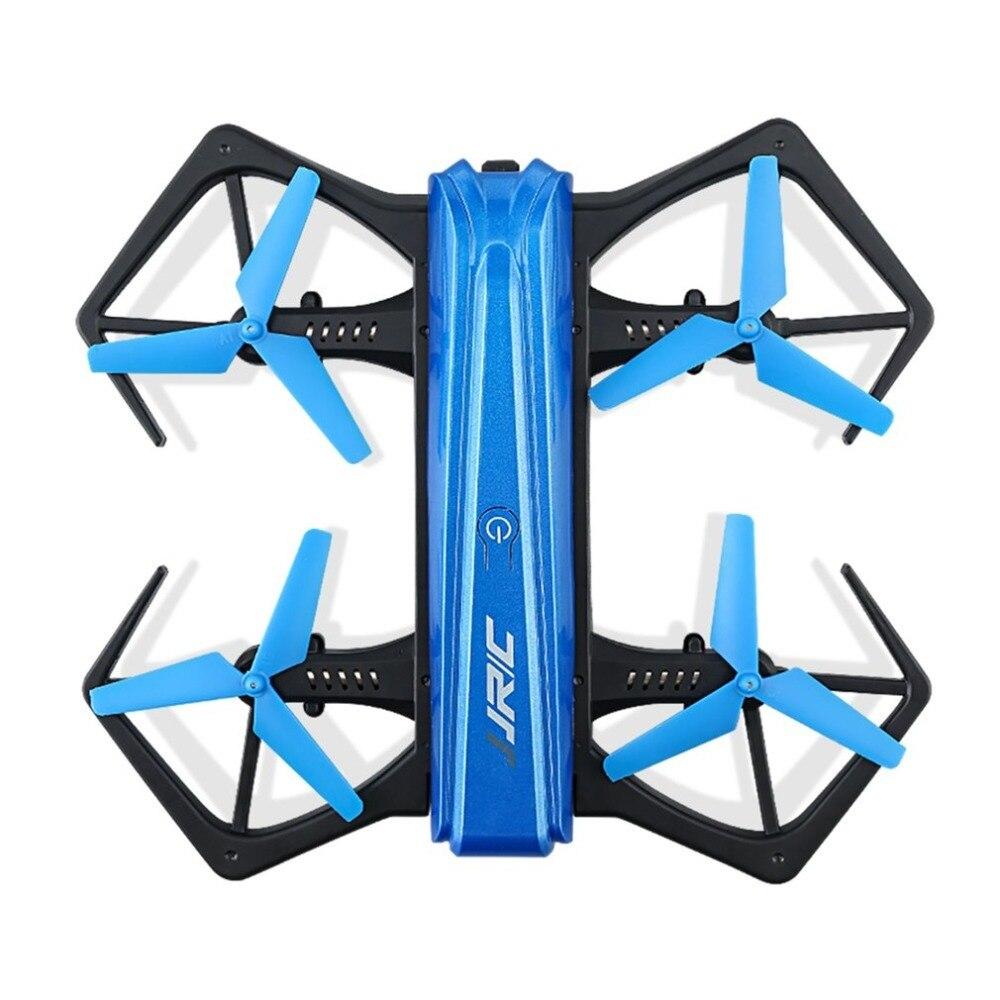 JJR/C H43WH WIFI FPV 720 P HD Caméra Dron Auto-minuterie quadrirotor pliable G-capteur Mini RC drone selfie quadrirotor