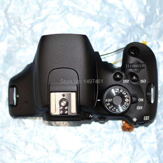 New original Top cover assy with Shoulder screen and buttons for Canon EOS  600D