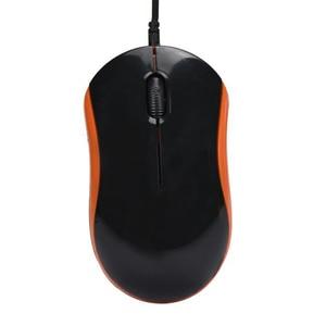 Image 1 - Mosunx Mouse Ottico con cavo 1600DPI 3D USB Nero Mouse Da Gioco Ricaricabile Ufficio di Alta Qualità Mouse per il PC Del Computer Portatile Notebook l0305
