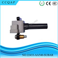 Free shipping and  High Quality Ignition Coil FOR Subaru 22433-AA540