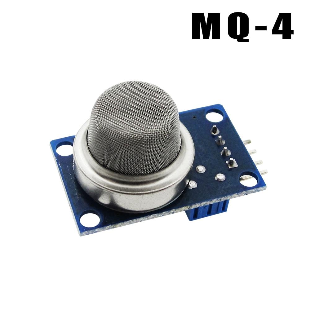 HAILANGNIAO 10pcs/lot MQ-4 Gas Methane Sensor Module MQ4