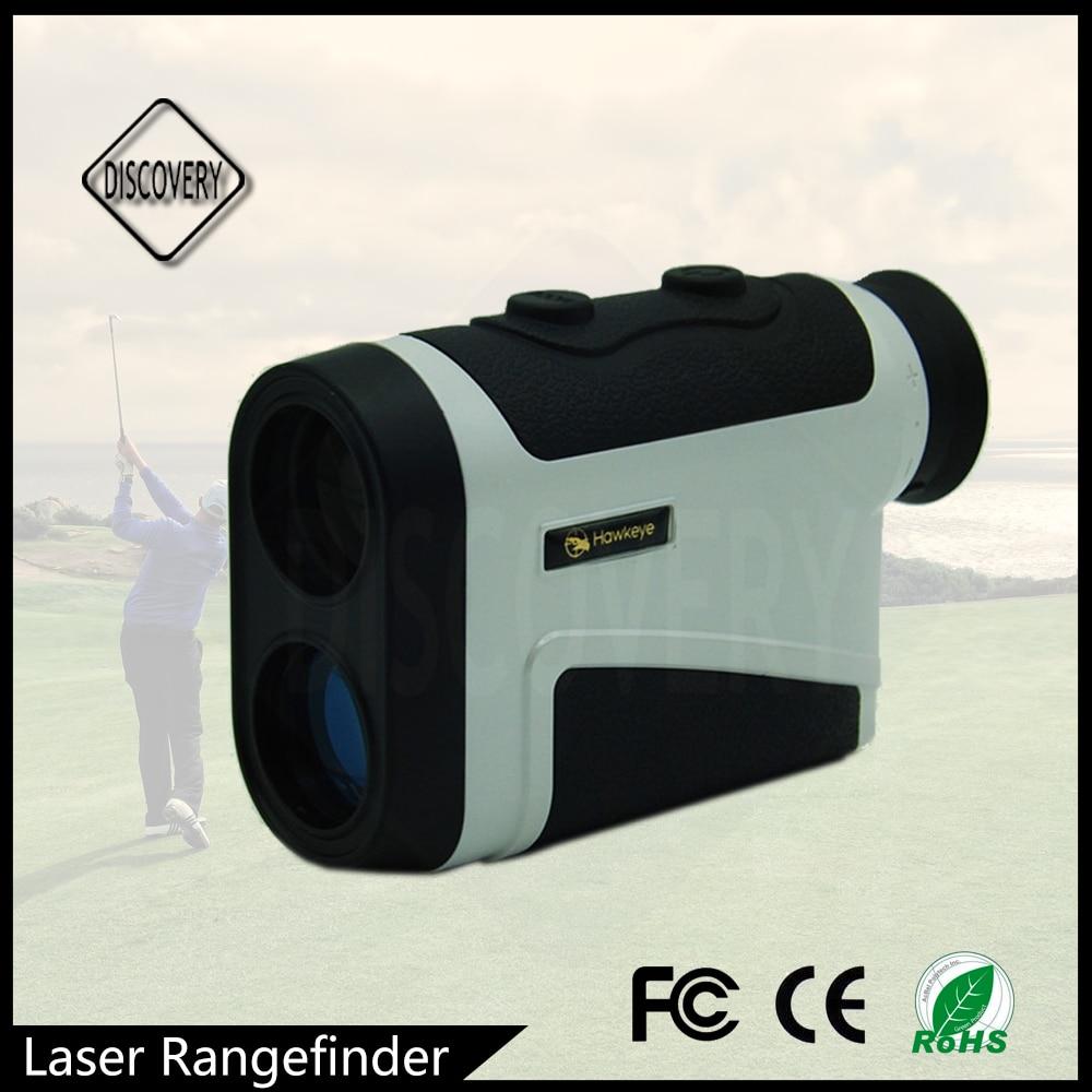 Descoberta telêmetro Laser 1200 m laser range finder monocular caça telémetros golfe medida medidor de distância a laser