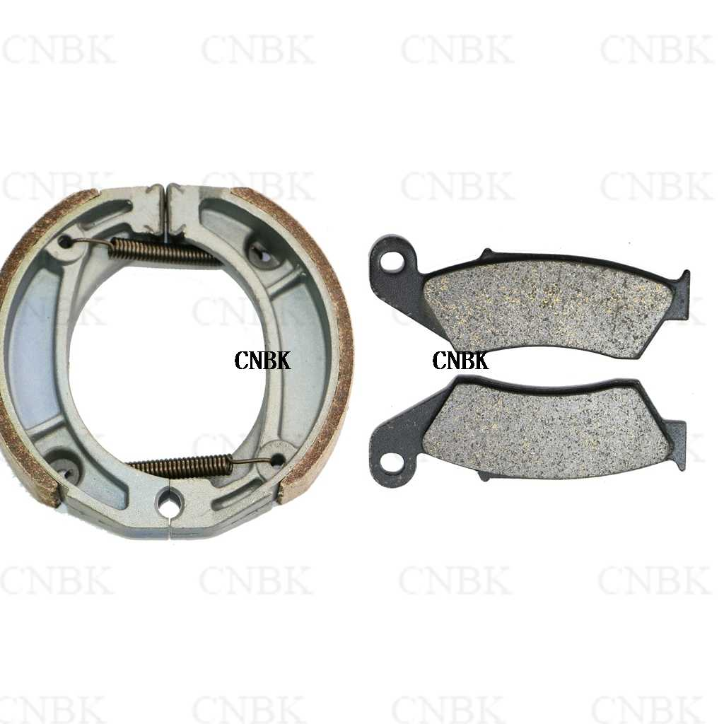 Motorcycle Front or Rear Brake shoes For HONDA CRF 100 2004-2009 2010 2011 2012