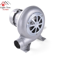 110V 250V AC 30W~200W household small blower barbecue combustion stove centrifugal fan steamifier high power fan