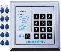 RFID Proximity Door Access Control Keypad System 125KHz EM ID Card Access Controller 10pcs Rfid Tag