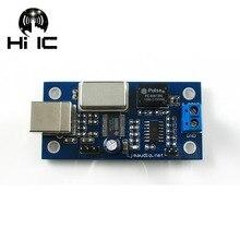 HIFI USB كارت الصوت DAC الصوت USB إلى SPDIF PCM2704 الرقمية التناظرية SPDIF الناتج محول صوت DAC فك برو محول