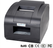 XP-C58N Black USB port 2′ 58mm thermal receipt/mini/pos printer auto cutter 58mm auto cutter printer Receipt printer Xprinter