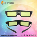 Rechargeable 3D Active Shutter Glasses DLP-LINK 3D DLP Glasses for Optoma Sharp LG Acer BenQ W1070 Projectors