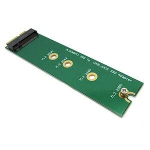 Image 5 - PCIE PCI express 2 voies M.2 PCI E ssd 30mm 42mm pour Asus EP121 UX21 UX31 fairy XM11 SSD ajouter sur les cartes PCBA