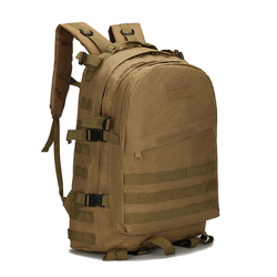 3D Military Tactical climbing mountaineering Backpack Outdoor Sport Camping Hiking Trekking Rucksack Travel outdoor Bag 55L
