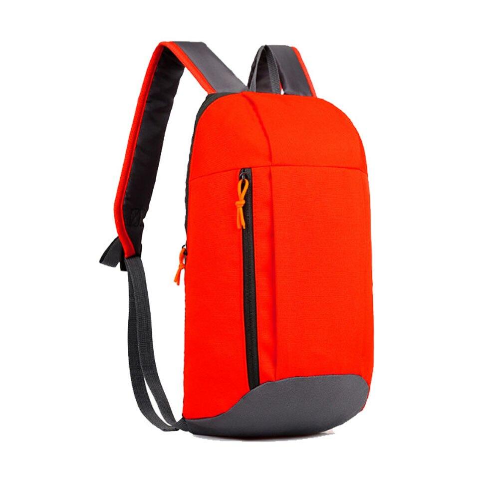 Sports Backpack Hiking Rucksack Men Women Schoolbags Satchel Bag Handbag 2 Color