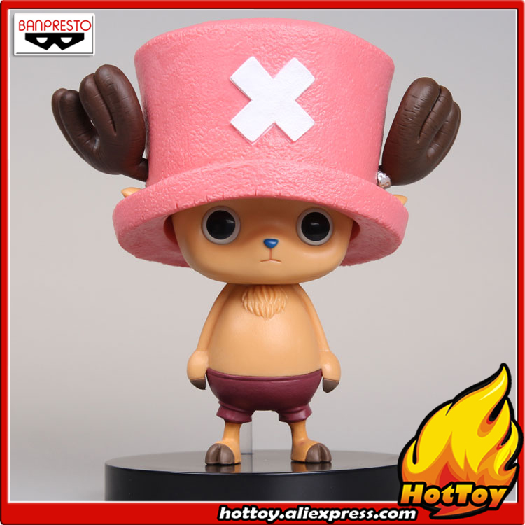 100% Original Banpresto Creator x Creator Collection Figure - Tony Tony Chopper from One Piece one piece 70 cm tony tony chopper plush toy chopper doll throw pillow gift w4017