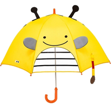 Cartoon Cute Umbrella Kids Girls Boys Transparent Children Anime Long Unicorn Dog Art Akulu Cocuk Arabalari Usefull 783