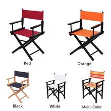 Yard Camping Heavy Duty Directors Chair Cover Casual Protector Replacement Canvas Outdoor Home Cloth Shell Stool