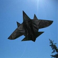 Высокое качество самолет кайт линия уличные игрушки летающие для взрослых нейлон Рипстоп воздушный змей-истребитель windsocks weifang kaixuan