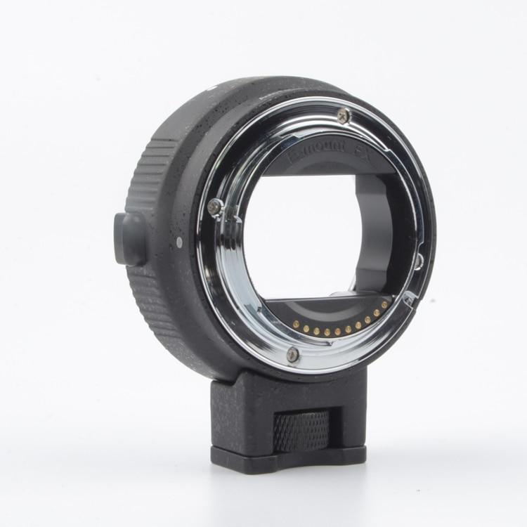 Adaptateur d'objectif Auto Focus adaptateur de EF-NEX électronique pour Canon EOS EF EF-S monture NEX E