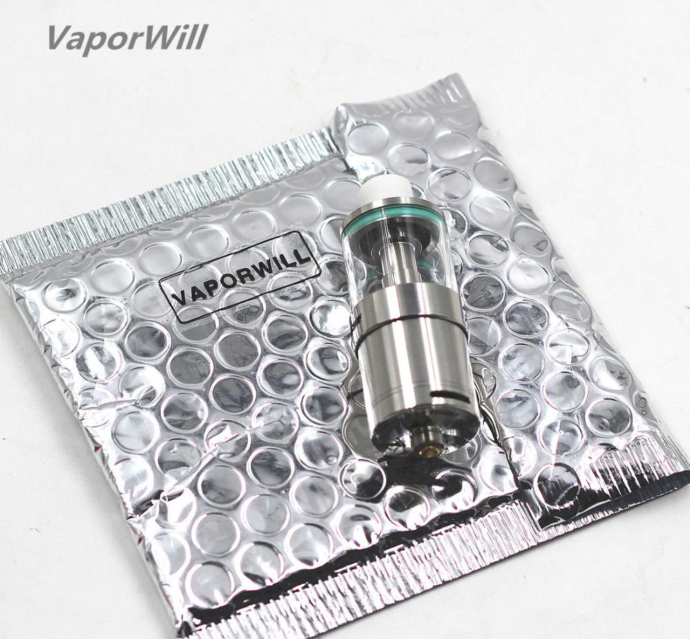 Original FUUMY FZ 316 SS RDTA RDA 5ml Rebuildable Dripping Dripper Mech Tank DIY Kayfun Made by Zombie High Quality