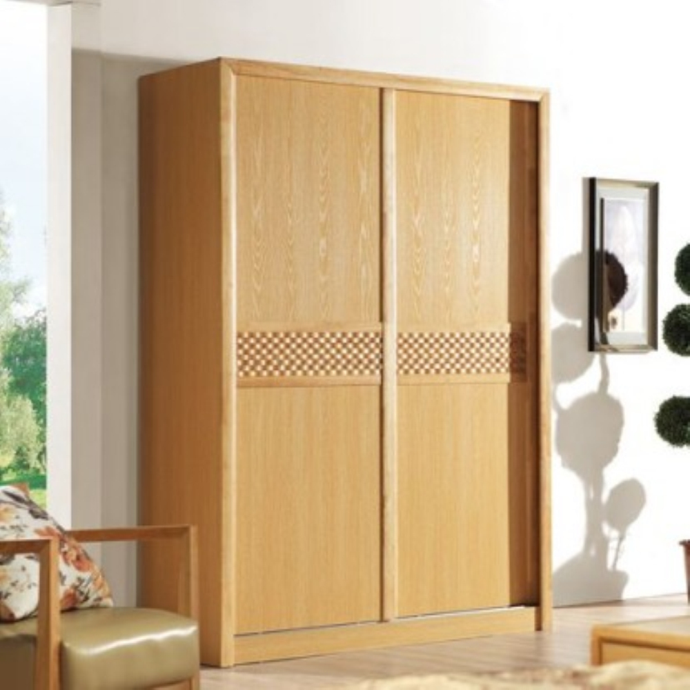 Online buy wholesale bedroom wardrobe design from china for Plywood door design