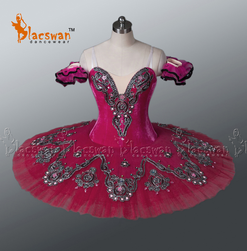 Girls Sugar Plum Fairy Professional Ballet Tutu Rose Classical Adult Tutus Performance - Guangzhou Blacswan Dance & Activewear Co., Ltd. store