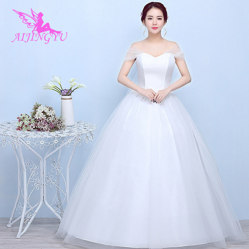 AIJINGYU 2018 Bridal Free Shipping New Hot Selling Cheap