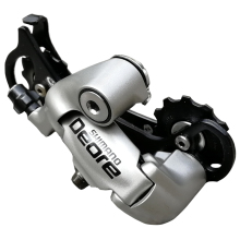 Shimano Deore Rear Derailleur Top- Normal Long Cage RD-M510 9 Speed MTB Rear Derailleur Bicycle Derailleurs Bike 27 Speed цена и фото