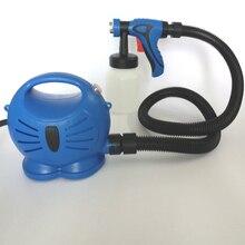 Malen Sprayer 650W Elektrische Spritzpistole Mit Farbe Gun für Spritzen Farbe Hvlp Auto Möbel Stahl Beschichtung Farbe Pistole