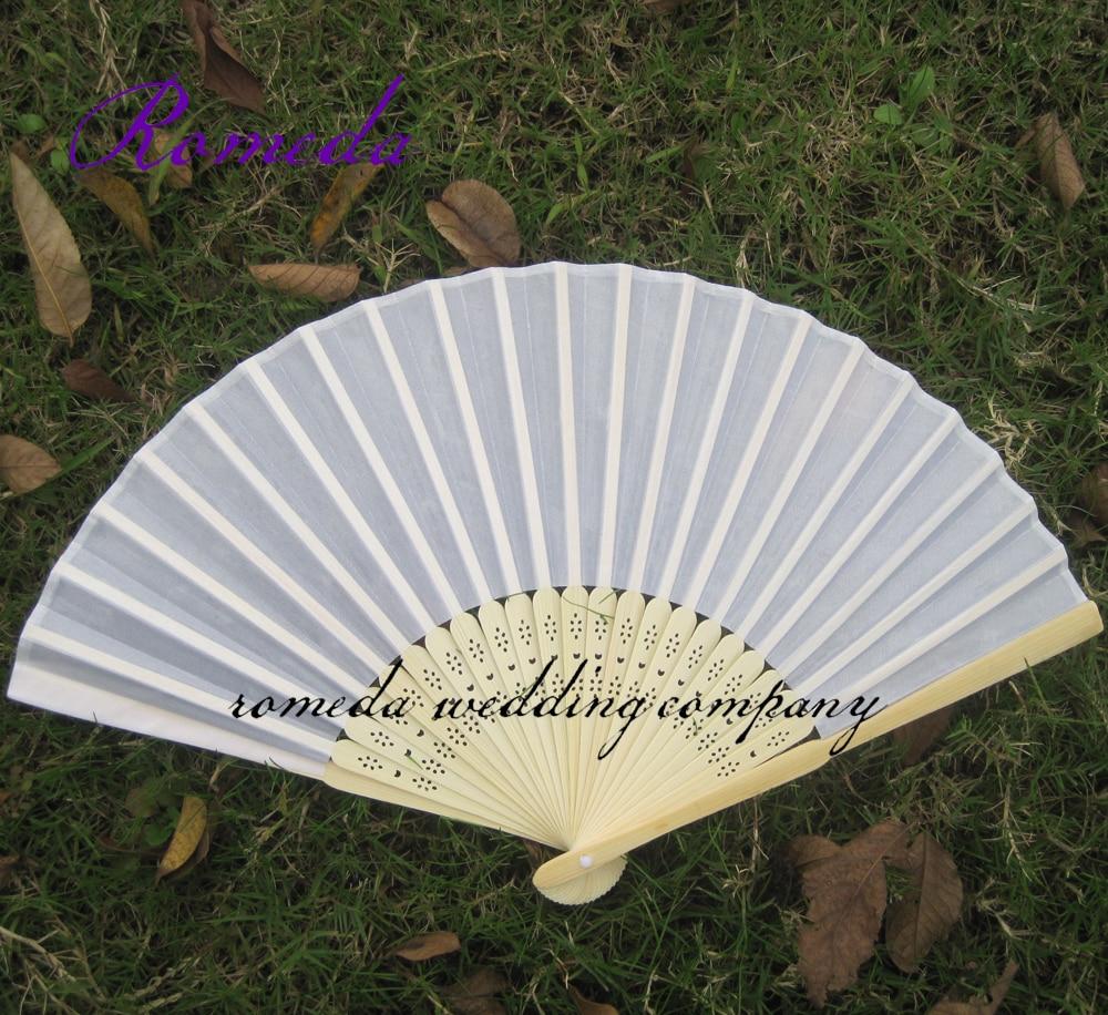 8.25inch=21cm 20pcs/lot Elegant Mint Green Natural Folding Bamboo ...