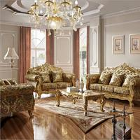 living room furniture modern fabric sofa European sectional sofa set 1045