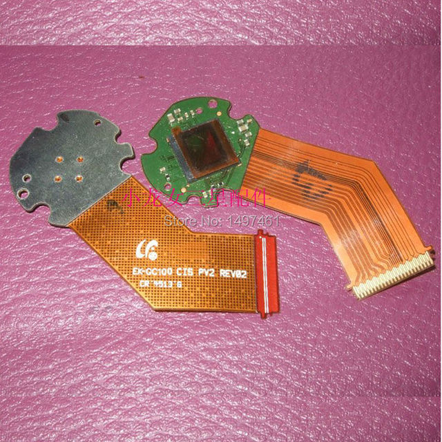 ماتريكس صورة الاستشعار ccd كاميرا اصلاح الجزء لسامسونج غالاكسي كاميرا ek gc100