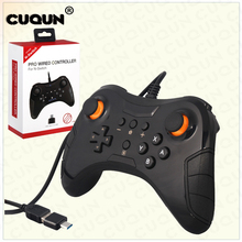 Wired GAME Controller for Nintend Switch Pro Gamepad Console Wired Joystick for Switch Pro Game Accessories