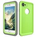 Ip68 a prueba de agua de múltiples opciones de colores a prueba de golpes teléfono case para iphone 7 for iphone 7 plus case