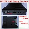 """Готэк SFR1M44-U100K 3.5 """"Дисковод Гибких Дисков, чтобы USB Эмулятор Моделирования 1.44 М Floppy Drive Эмулятор Для Yamaha PSR KORG"""