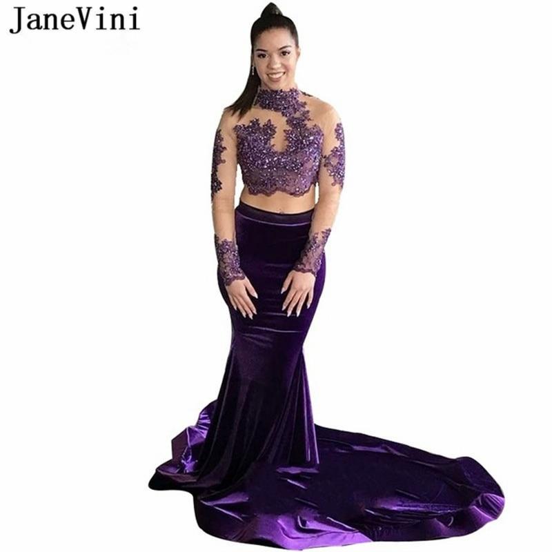40a2dd608d4 Sequins-Purple-Appliques-Crop-Top-Prom-Dresses-With-  HTB1MnA0JwDqK1RjSZSyq6yxEVXaJ HTB15O72JrPpK1RjSZFFq6y5PpXaZ ...