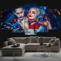 5D DIY Diamond Painting Harley Quinn Cross Stitch Full Drill Icon Diamond Embroidery Home Decor Gift Mosaic Needlework