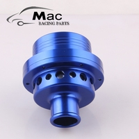 With 10 Years Experience Manufacturer Turbo Dual Piston Blow Off Turbo 1 8t Dump Valve Blue