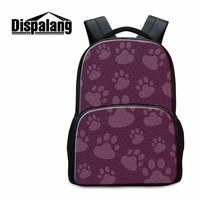 Dispalang Design Your Own Backpacks Casual Laptop Backpack For Men Drop Shipping College Student S Book