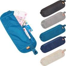 Unisex Belt Bag Men Women Waist Packs Travel Waist Bags Personal Molle pouch