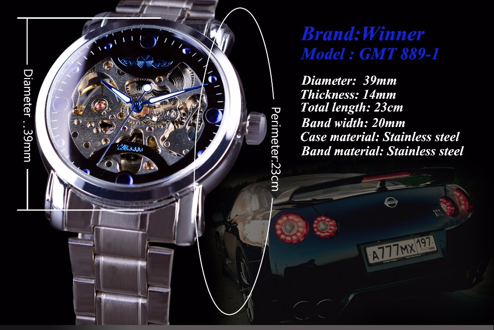 High Quality clock jewelry