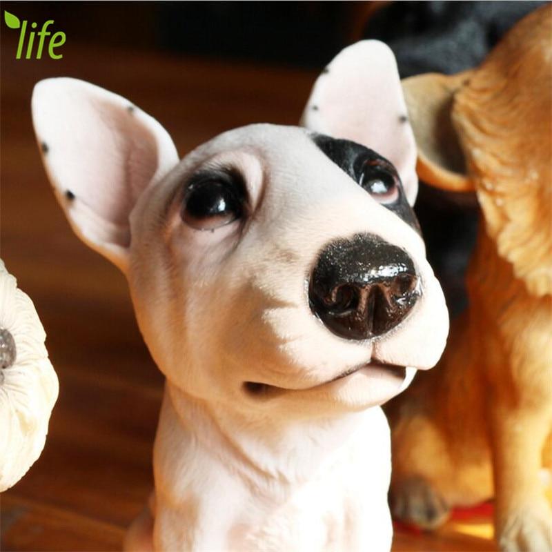 DMLS δώρο γενεθλίων σκυλί ειδώλια - Διακόσμηση σπιτιού - Φωτογραφία 3