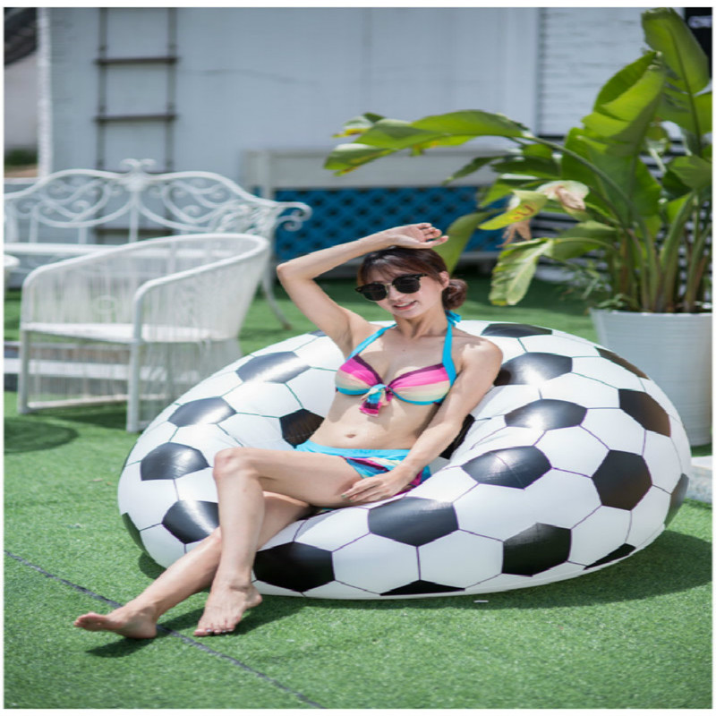 Folding Zero Gravity Chair Outdoor Picnic Camping Sunbath Beach Chair with sofa set inflatable outdoor sofa Living Room Daybed