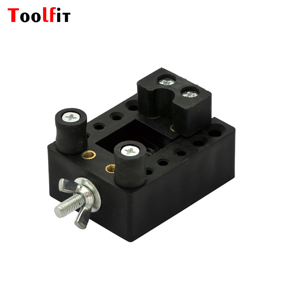Mini Table Vice Bench Screw Bench Vise For Jewellery Craft Mould Hand Wood Engraving Working Fixed Repair DIY Tool  mini table vice aluminium alloy bench vise universal machine mini fixed repair tool widely used for diy craft clamp vise