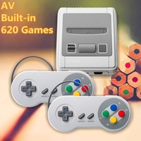 Newest Mini TV Game Console Support HDMI 8 Bit Retro Video Game Console Built In 621 Classic TV Games Handheld Family Video Game