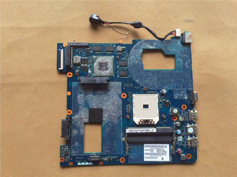 LA-8863P Motherboard mainboard for Samsung NP355C4C NP355V5C, BA59-03568A 100% tested free shipping