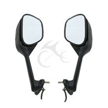Rear View Mirrors Turn Signal For Suzuki GSXR600 750 GSX-R750 2011-2017 2012 13