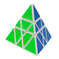 Nueva Llegada Extraño en forma de Pyraminx Pegatina Puzzle Cube Velocidad cubo Mágico Rompecabezas Profesional Cubo Mágico Juguetes Educativos-45