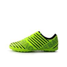 Tiebao a77051 adultos césped Botas al aire libre TF Zapatillas de Soccer  verde naranja Fútbol Botas nuevo lanzamiento fútbol Zap. bd37e7317fffa
