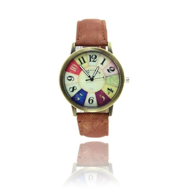 GEMIXI Fashion Watches women luxury brand wristwatches fashionable Harajuku Graf